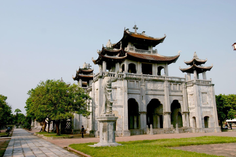 Kiến trúc độc đáo của nhà thờ đá Phát Diệm | Hội Kiến Trúc Sư Việt Nam
