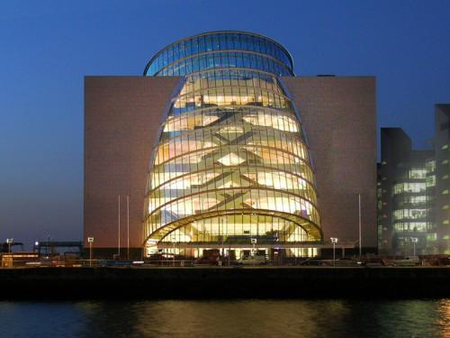 Trung tâm hội nghị Dublin - Zero Carbon