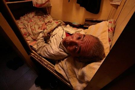 Giường nằm kiểu quan tại tại Jordan - Photographer: Chan Muk Nam