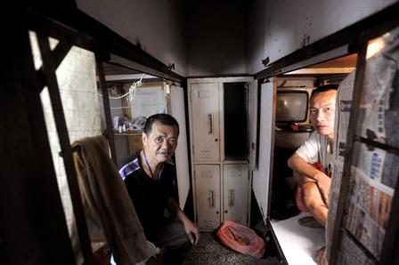Căn hộ cũi tại Sham Shui Po - Photographer: Lei Jih-Sheng