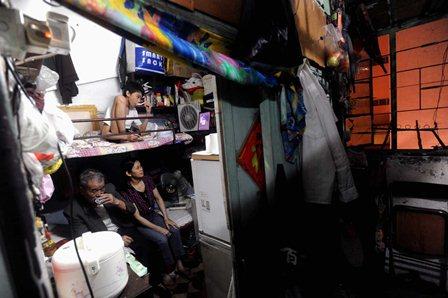 Căn hộ tại Sham Shui Po - Tg: Lei Jih-Sheng