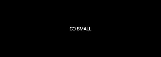 Go-Small