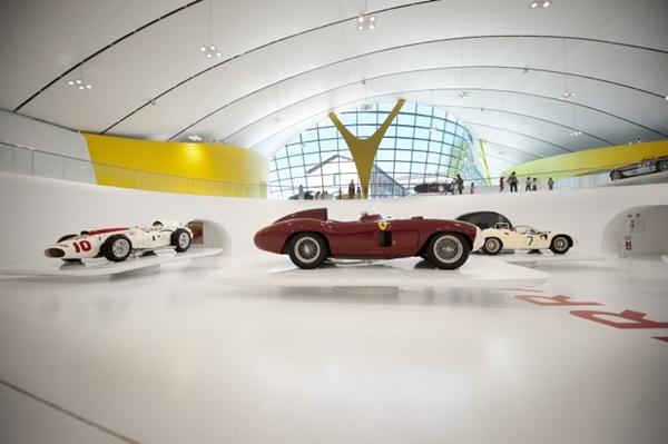 Bảo tàng Enzo Ferrari - Shiro Studio
