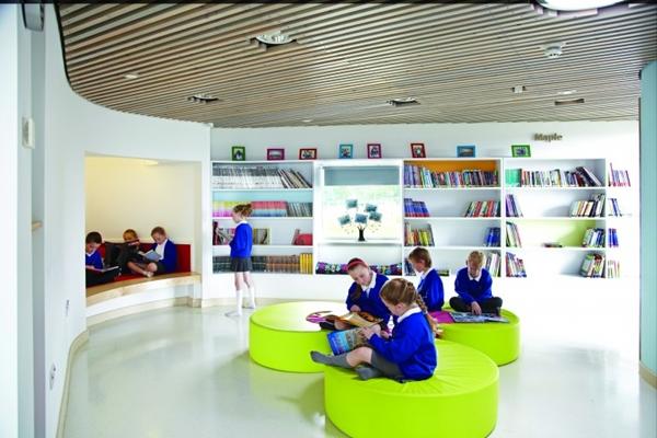 Trường tiểu học Jesmond Gardens, Hartlepool - ADP