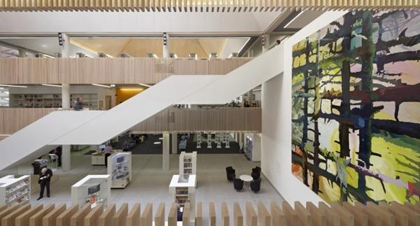Thư viện Hive - Feilden Clegg Bradley