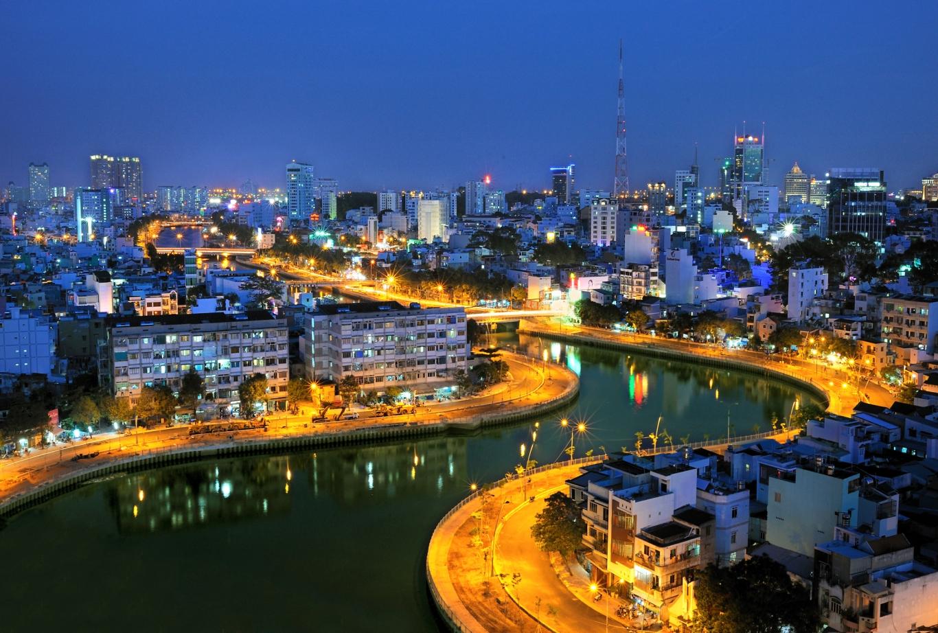 Vé máy bay giá rẻ Nghệ An đi Thành phố Hồ Chí Minh