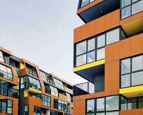 Mô hình nhà ở Modul CH Liên Bang Đức