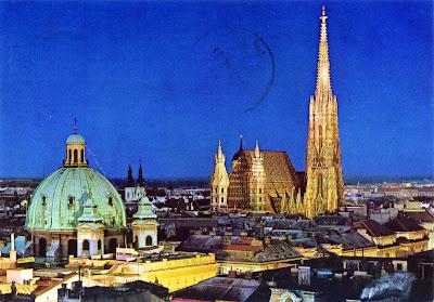 AUSTRIA - vienna - Stephandom
