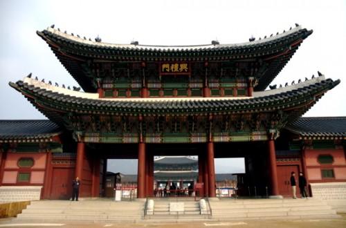 Cung-điện-Gyeongbokgung