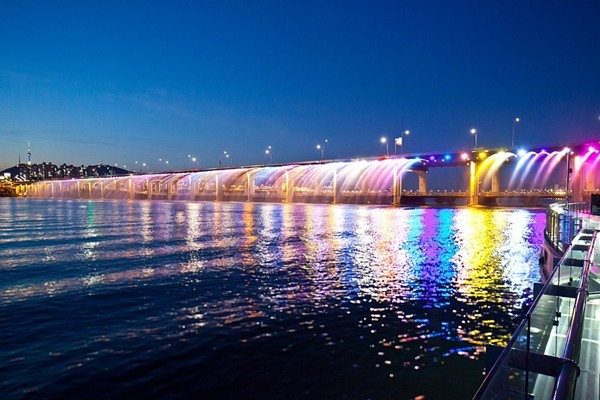Kết quả hình ảnh cho sông hàn seoul