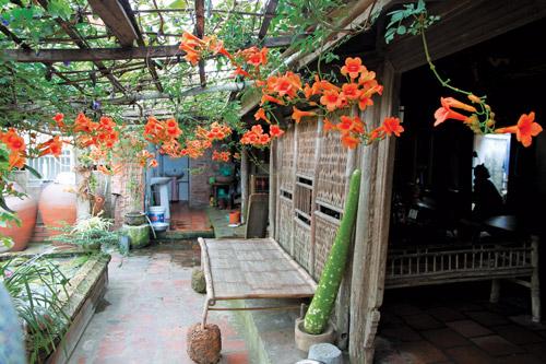 Lưu giữ một không gian dân dã thôn quê