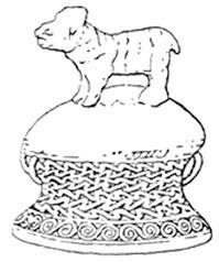 Tượng chó trên trống Đông Sơn