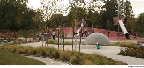 Công viên vui chơi, Richmond, BC, Canada