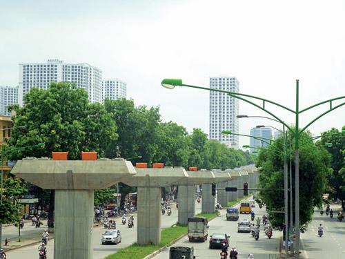 Triển khai tuyến đường sắt đô thị Cát Linh - Hà Đông