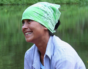 Người Việt Nam lạc quan... (Ảnh: Minh Trường)