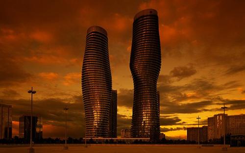 Được biết mỗi căn hộ trong tòa nhà Absolute World Towers đều được thiết kế với những nét riêng biệt, độc đáo.
