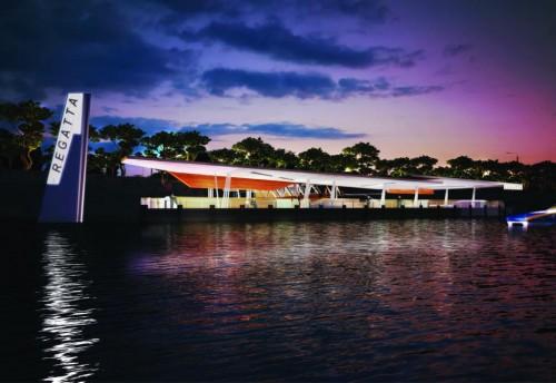 Brisbane Ferry Terminals Post-Flood Recovery / Cox Rayner Architects / Úc