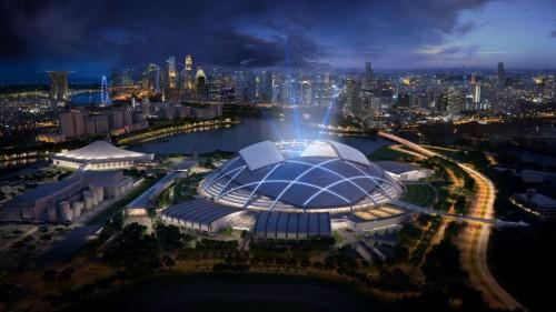 Singapore Sports Hub / Singapore Sports Hub Design Team (DP Architects and Arup Associates) / Singapore