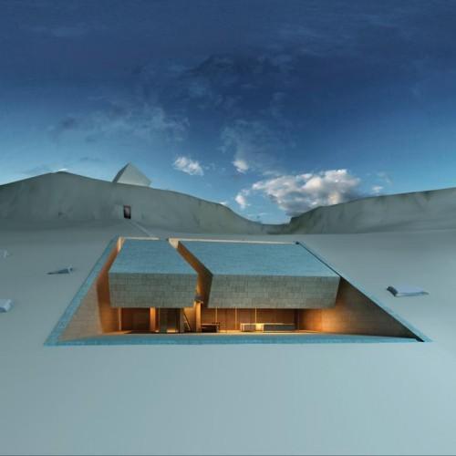 Meditation House / MZ Architects / Lebanon