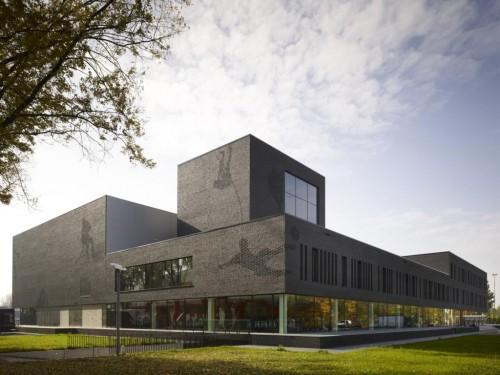 Fontys Sports College / Mecanoo architecten / Hà Lan
