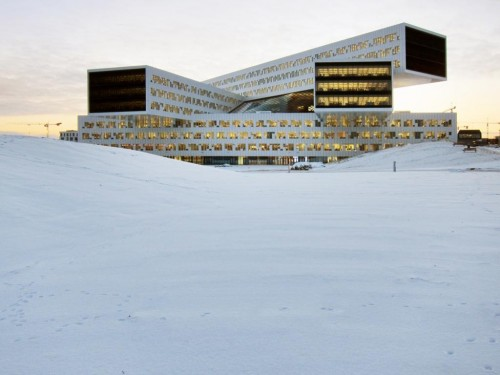 Statoil Regional and International Offices / a-lab / Na-uy