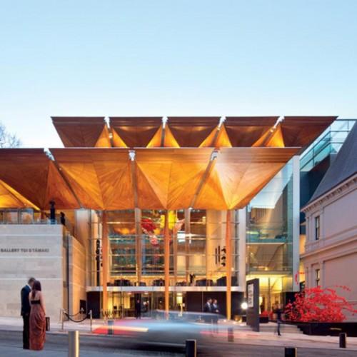 Auckland Art Gallery Toi o Tamaki / Francis-Jones Morehen Thorp fjmt + Archimedia (Architects in Association) / New Zealand