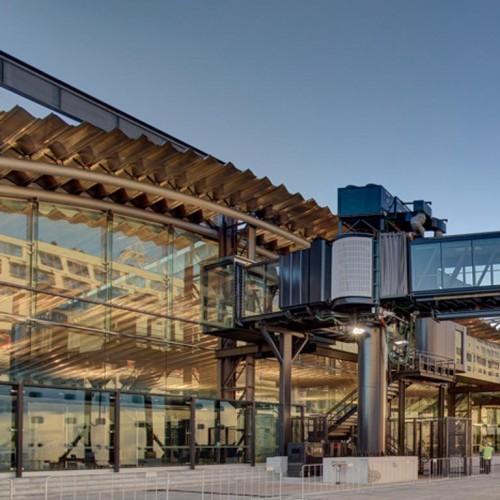 Sydney Cruise Terminal / Johnson Pilton Walker Architects / Úc