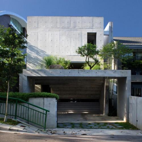 Namly House / CHANG Architects / Singapore