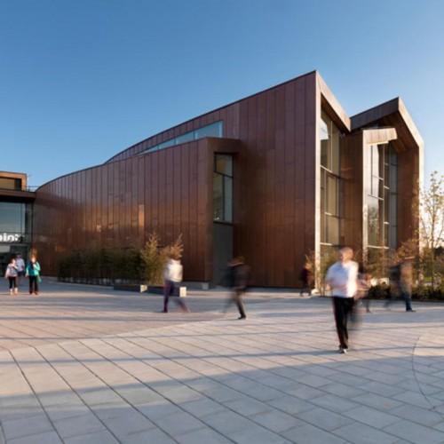 Splashpoint Leisure Centre / Wilkinson Eyre Architects / Vương Quốc Anh