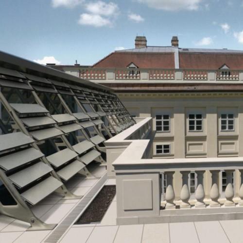 Conversion of the Palais Rasumofsky / Baar-Baarenfels Architekten / Áo