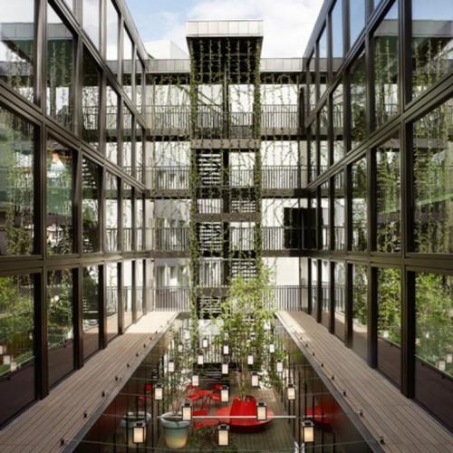 CitizenM London Bankside / concrete / Vương Quốc Anh
