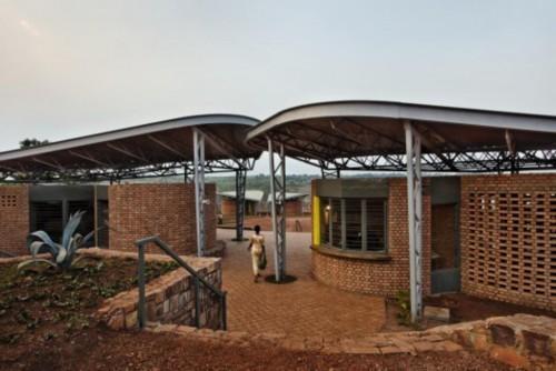 Women's Opportunity Center / Sharon Davis Design / Rwanda