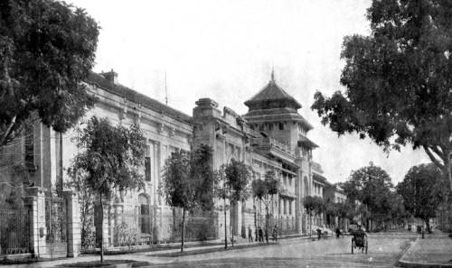 Viện Đại học Tổng hợp Đông Dương - Ảnh (c) sưu tầm