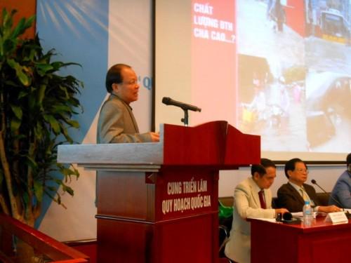 TS.KTS Trương Văn Quảng - Phó Viện trưởng Viện quy hoạch đô thị và nông thôn