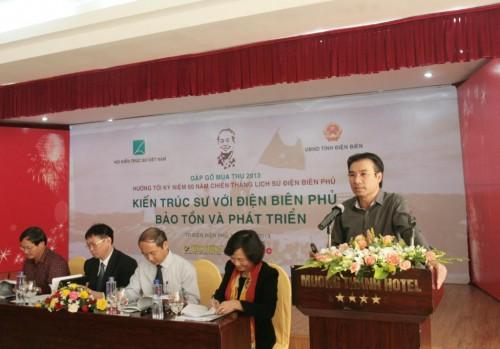 KTS Ngô Trung Hải - Viện Kiến trúc Quy hoạch nông thôn  - Bộ Xây dựng