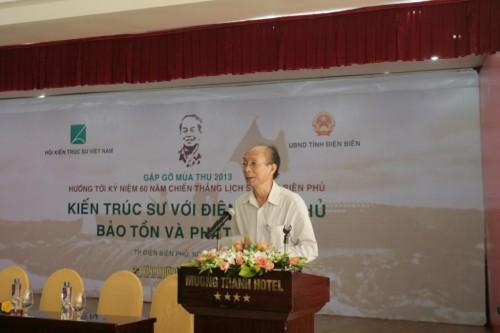 KTS Nguyễn Quốc Thông - P.CT HKTS VN