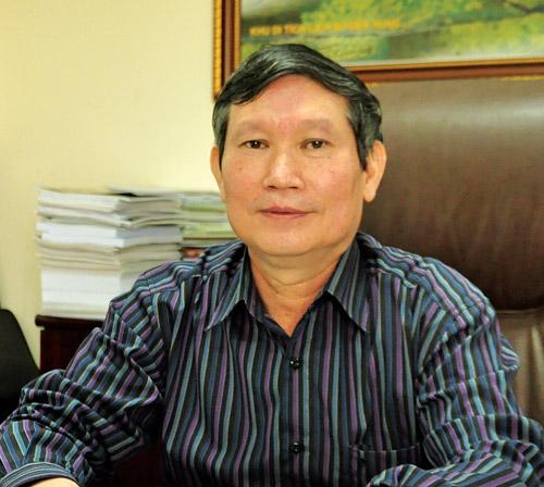 PGS.TS Vương Ngọc Lưu