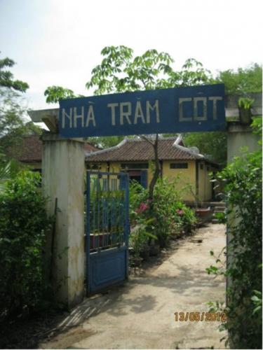 Nhà Trăm Cột được xếp hạng là Di tích Lịch sử - Văn hóa cấp quốc gia năm 1997.