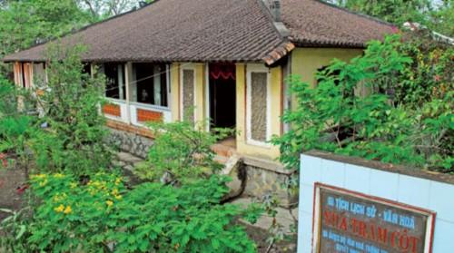 """Nhà Trăm Cột mang phong cách """"nhà rường"""" Huế"""