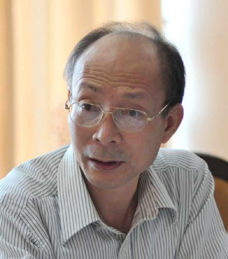 Kiến trúc sư Nguyễn Quốc Thông - Phó Chủ tịch Hội Kiến trúc sư Việt Nam