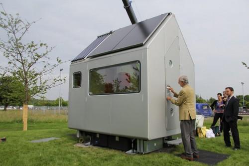 """Renzo Piano chia sẻ:""""Ngôi nhà nhỏ này là sản phẩm cuối cùng của một hành trình lâu dài: không chỉ có khát khao, mơ ước mà còn cả tính kỹ thuật và sự tiếp cận khoa học""""!"""