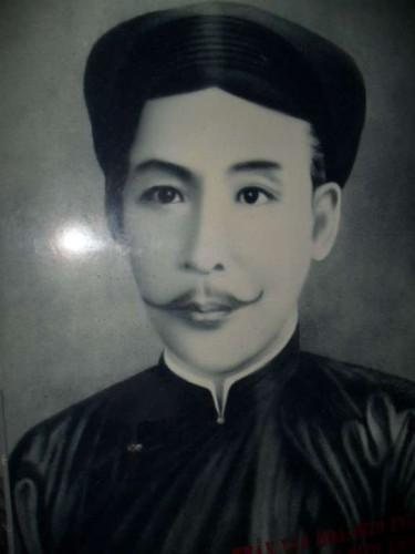 Chủ nhân kiến tạo ngôi nhà - ông Trần Văn Hoa
