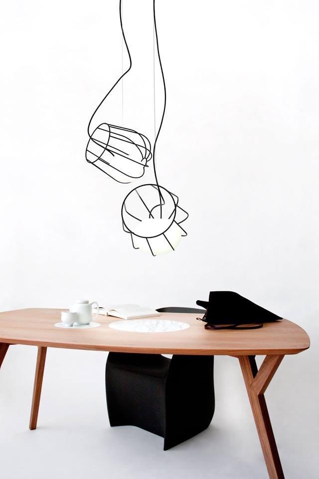 Đèn container  / Thiết kế Martín Azúa