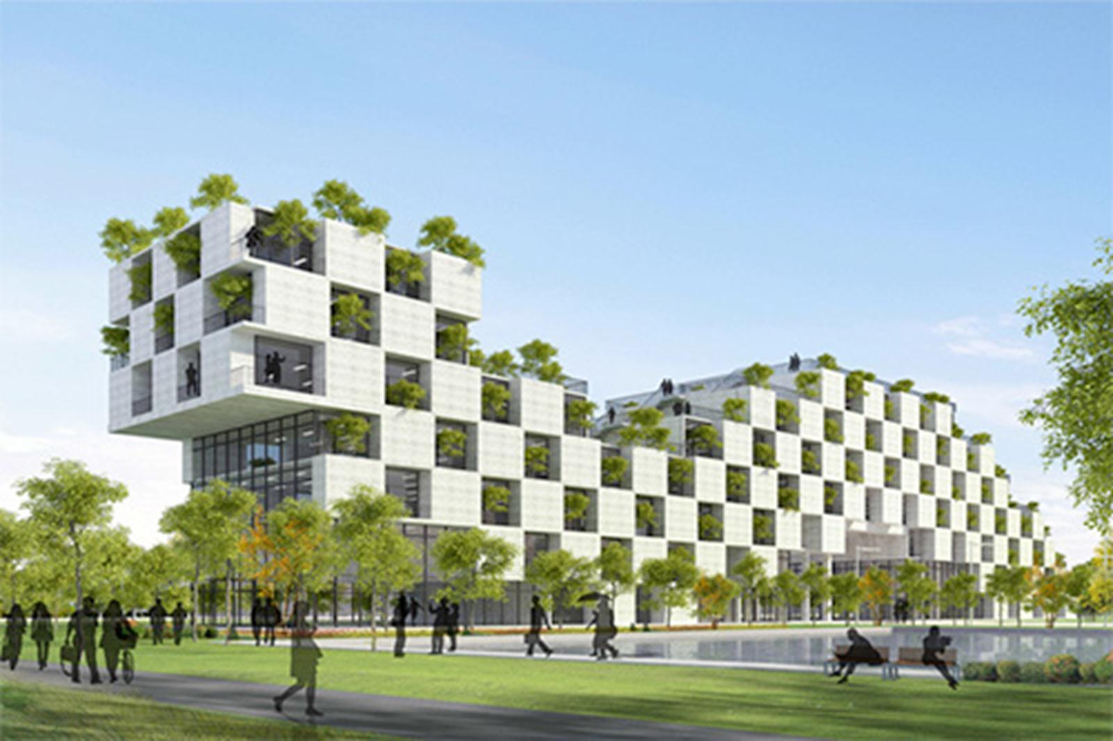 Đại học FPT / Vo Trong Nghia Architects