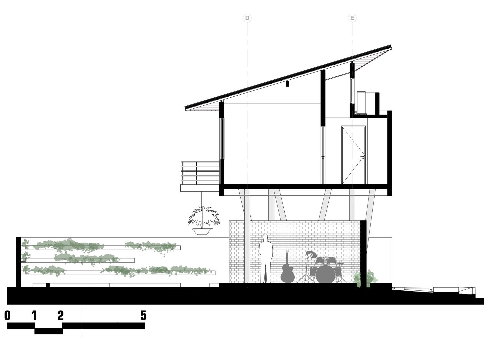 5448475ae58eceb567000185_architect-s-house-jirau-arquitetura_casa-001-pe-executivo_corte_bb-r02