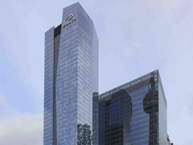 Delta Toronto, Toronto, Canada thiết kế bởi Page + Steele / IBI Group Architects và phát triển bởi GWL Realty Advisors cũng nhận được đề cử cho Công trình khách sạn và khu nghỉ dưỡng du lịch tốt nhất.