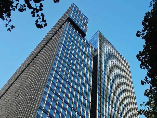 The Otemachi Tower, Tokyo, Nhật Bản thiết kế bởi Kohn Pedersen Fox Associates và phát triển bởi Tokyo Tatemono Co., Ltd. nhận đề cử Kiến trúc văn phòng và địa điểm kinh doanh tốt nhất.
