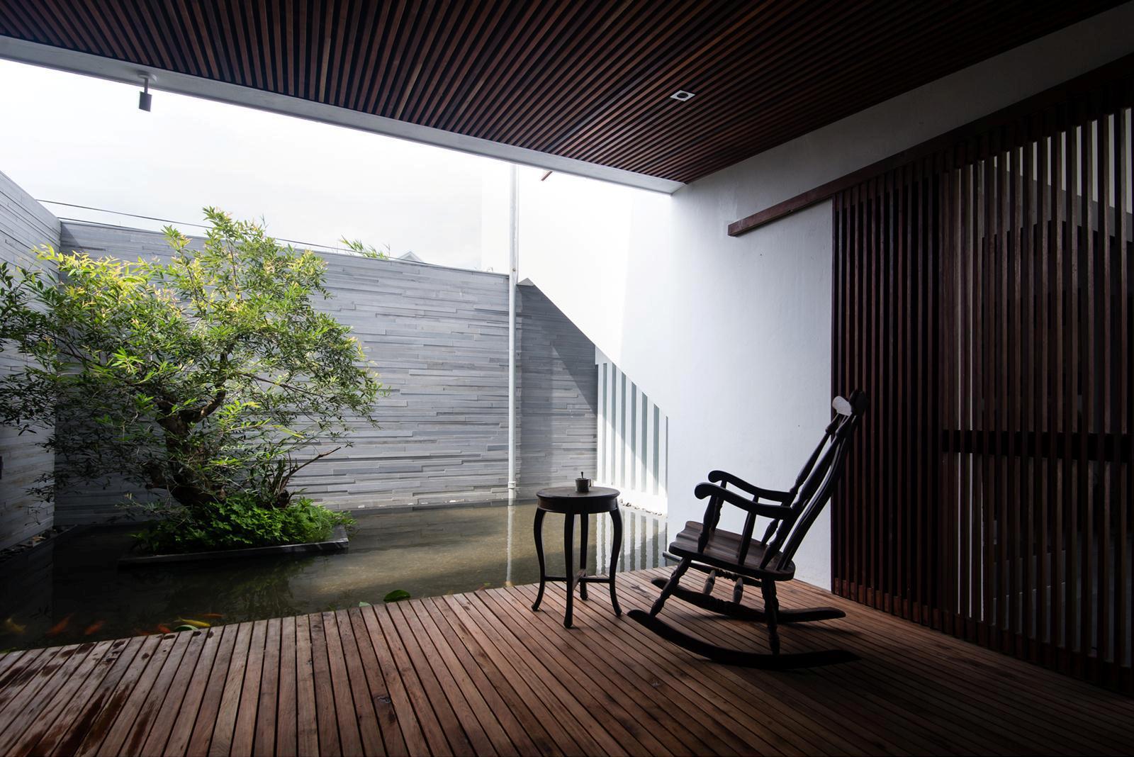 Một không gian thư giãn nhâm nhi chén trà tuyệt vời!