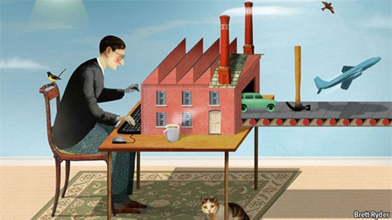 Công xưởng thế giới ở các nước đang phát triển sẽ bị đe dọa