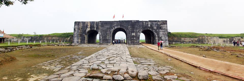 Thành Nhà Hồ - Ảnh(c)Trọng Nhân